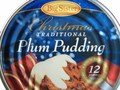 Big Sister Tinned Plum Pudding